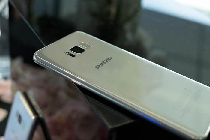 Prise en main Galaxy S8 : image 11