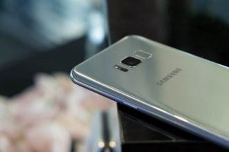 Prise en main Galaxy S8 : image 13