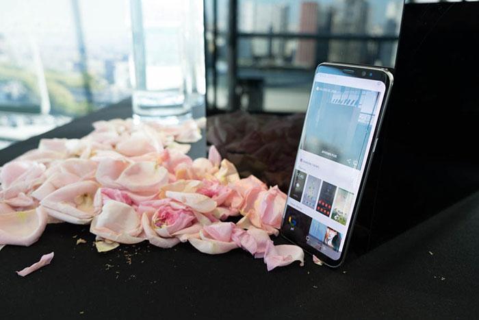 Prise en main Galaxy S8 : image 14