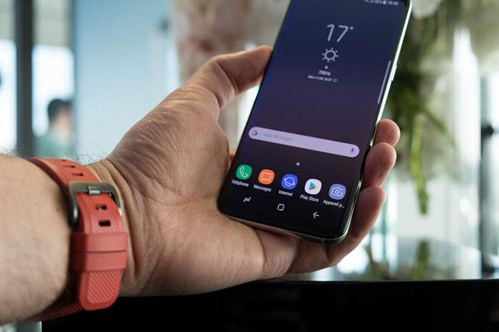 Prise en main Galaxy S8 : image 18