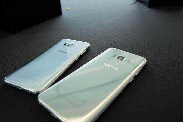 Prise en main Galaxy S8 : image 3