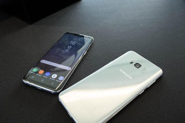 Prise en main Galaxy S8 : image 4