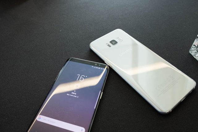 Prise en main Galaxy S8 : image 5