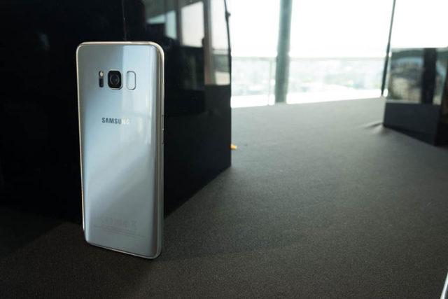 Prise en main Galaxy S8 : image 6