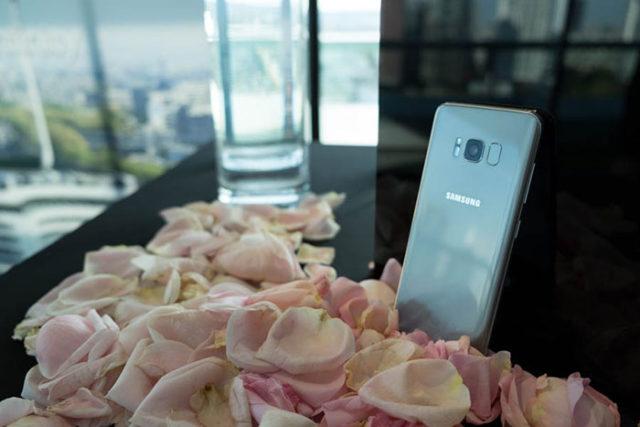 Prise en main Galaxy S8 : image 7