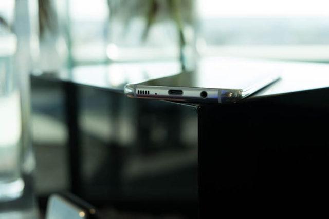 Prise en main Galaxy S8 : image 9