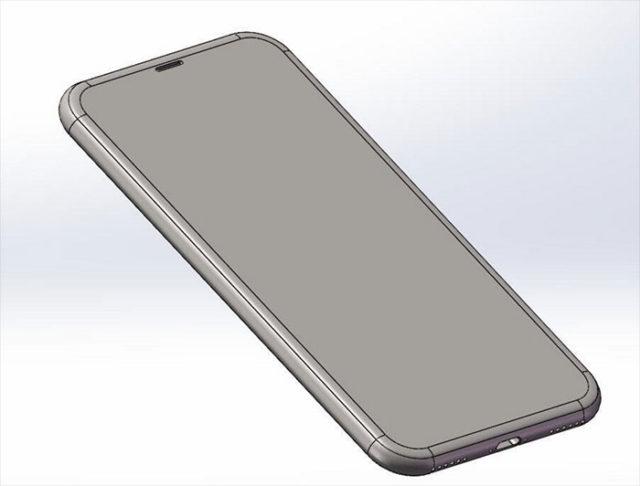 iPhone 8 Schématics