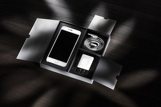 iPhone 8 sans fil