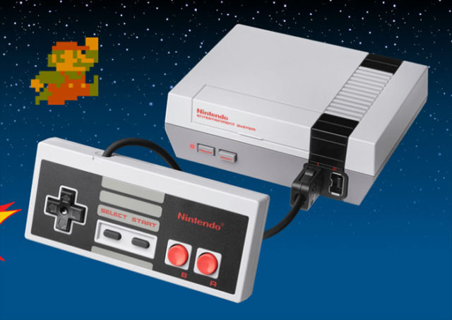 Nintendo arrête de produire la petite console rétro — NES Classic Mini