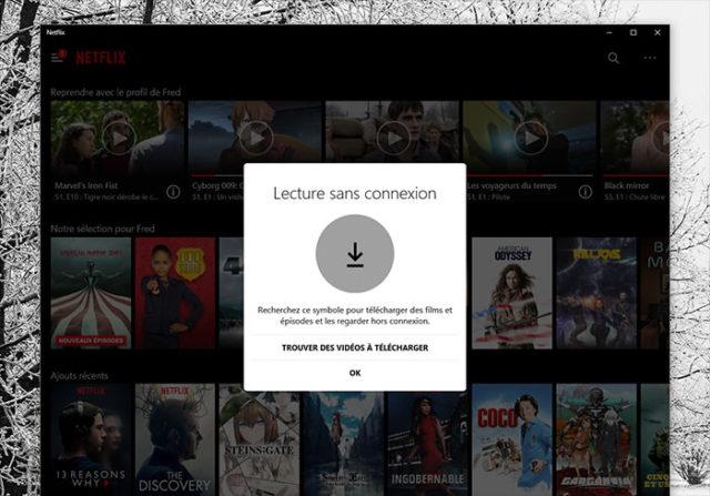 Netflix Windows 10
