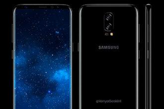 Galaxy Note 8 Concept 1