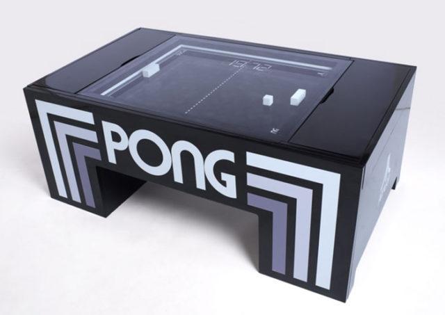 Pong en table basse, ça vous tente ?