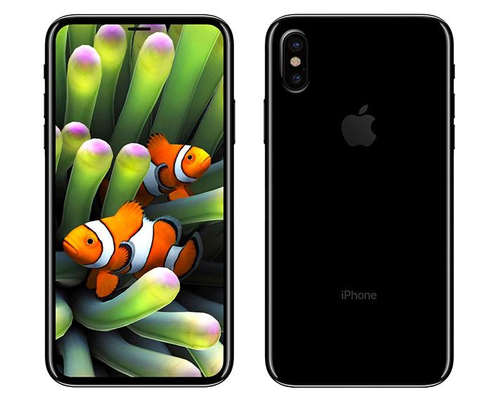 Rendu iPhone 8 : image 2