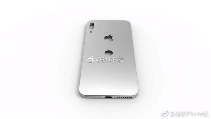 Schéma iPhone 8 : image 2