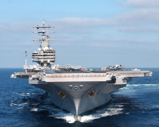 Pr sidentielle la marine demande un deuxi me porte avions - Deuxieme porte avion francais ...