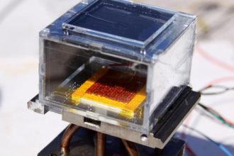 Solar Powered Harvester