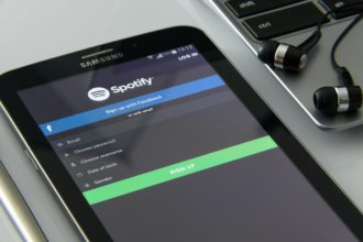 spotify-objet-connecté