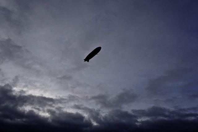 Zeppelin Sergey Brin