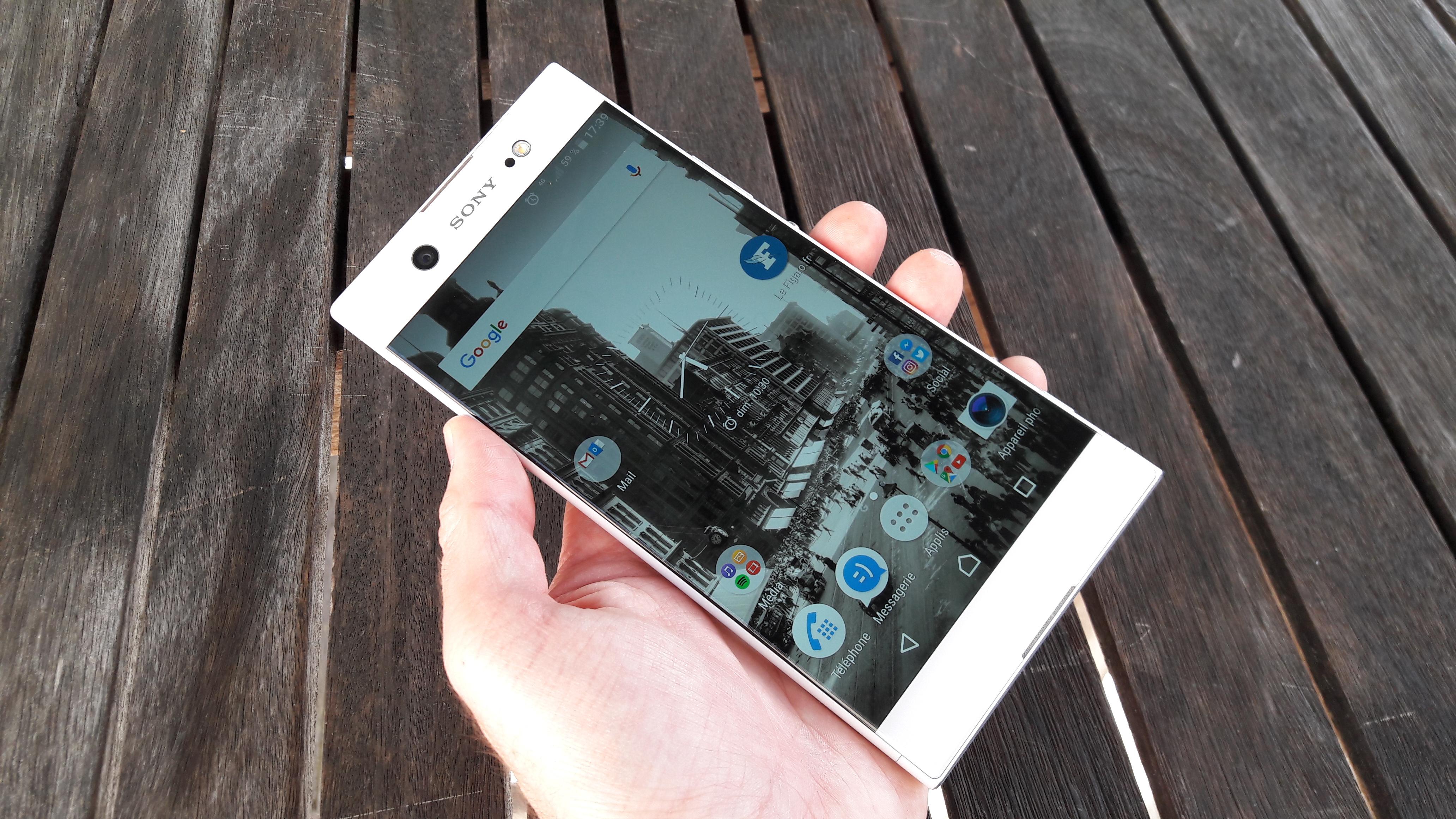 Test du Sony Xperia XA1 Ultra : la taille compte ?