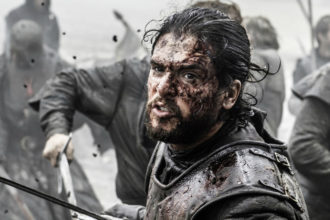 Game-of-Thrones-Jon-Snow-Battle