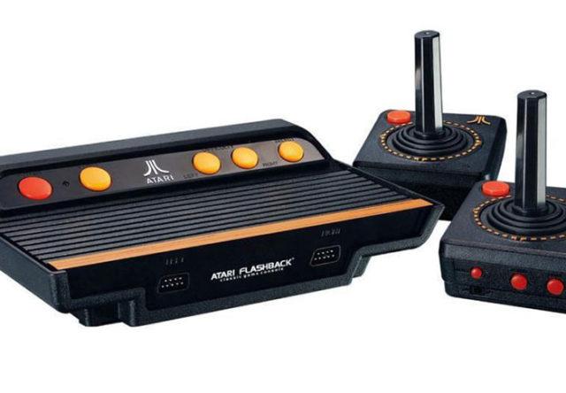 Atari 2600 HD
