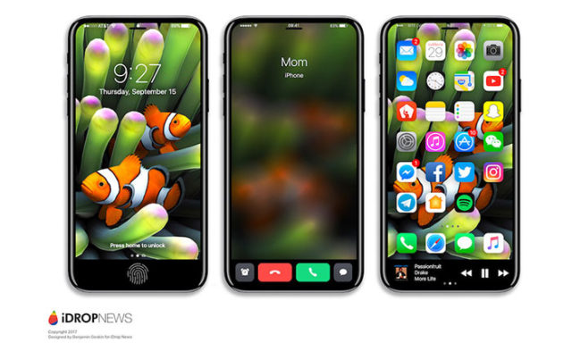 Concept iPhone 8 : image 1