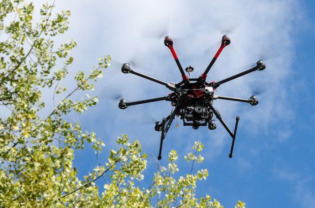 La Californie interdit la livraison de cannabis par drones