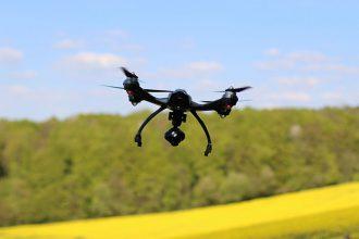 Drone tétraplégique