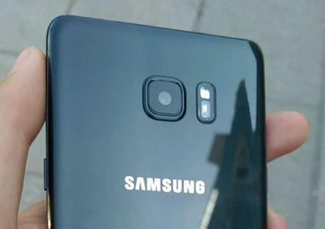 Galaxy Note 7R : image 1