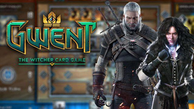 Gwent : The Witcher Card game en bêta ouverte à tous