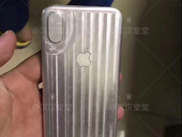 Fuites iPhone 8