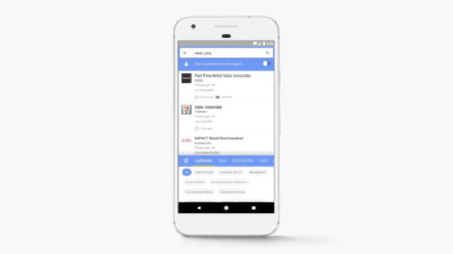 Google for Jobs : image 2