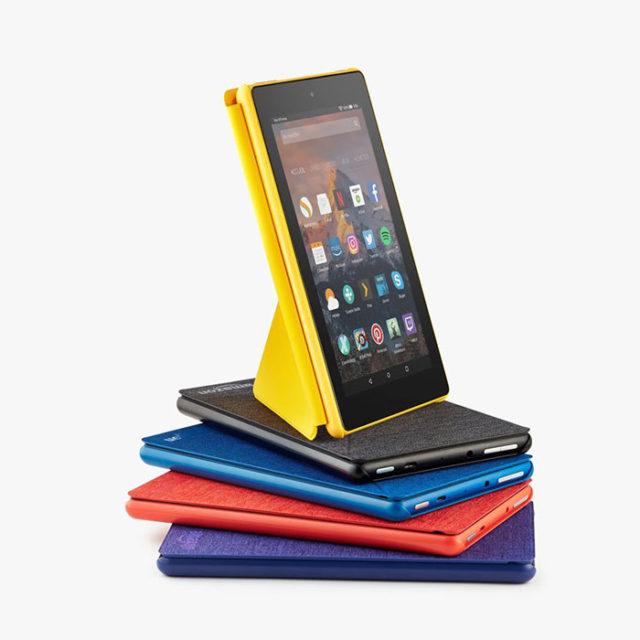 Amazon lance ses nouveaux Kindle Fire