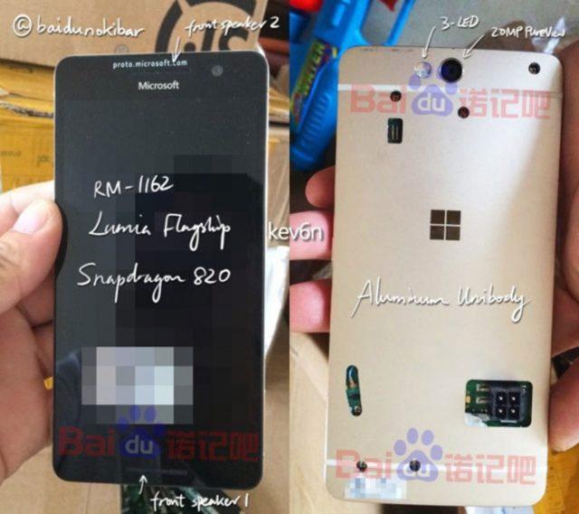 Photos Lumia 960