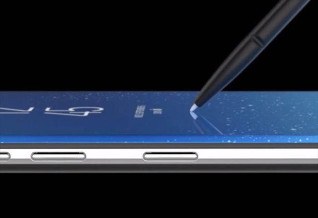 Ecran Galaxy Note 8