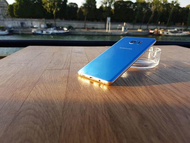 Galaxy Note 8 Photo