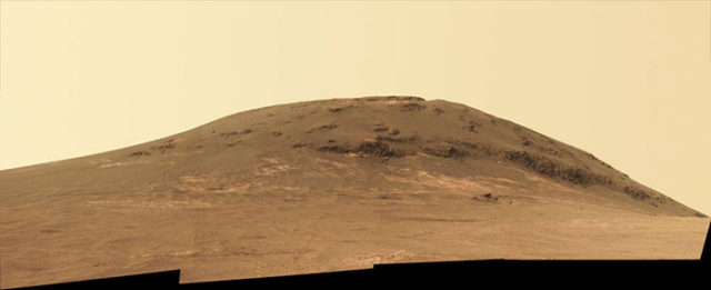 Opportunity Mars : image 1