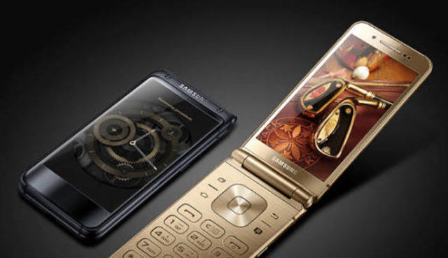 Samsung Clapet