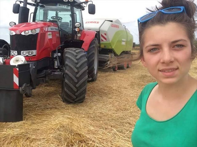 Selfies agriculture