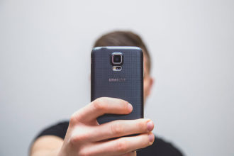 Selfie isoloir