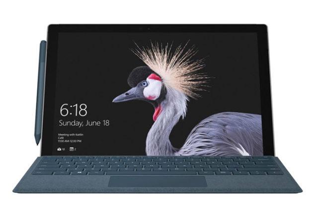 Des rendus avant la conférence du 23 mai — Microsoft Surface Pro