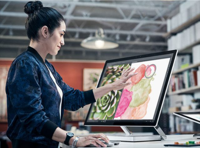 Surface Studio France