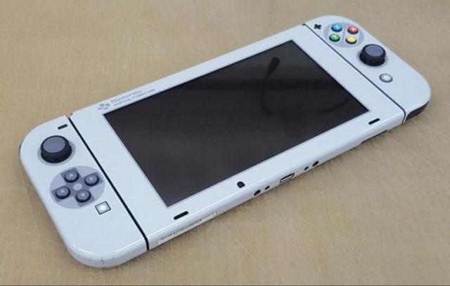 Une Nintendo Switch en gâteau - C'est à croquer !