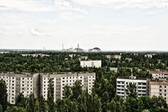 Tchernobyl Mars