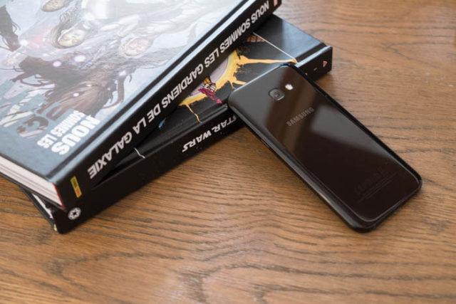 Vidéo : l'iPhone 8 Plus face au Samsung Galaxy Note 8 dans le test de la chute