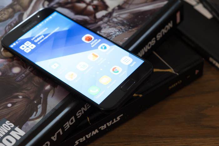Test Galaxy A5 (2017) : image 5