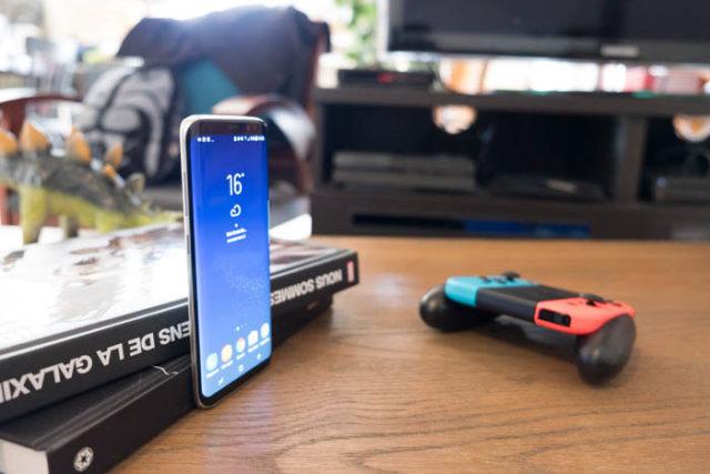 Test Galaxy S8 : image 1