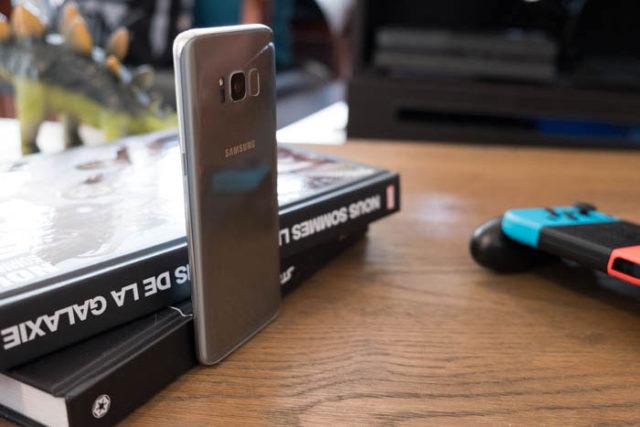 Test Galaxy S8 : image 2