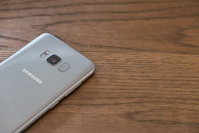 Test Galaxy S8 : image 9