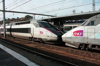 Vol TGV